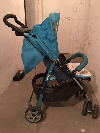 Wózek dziecięcy spacerówka - Baby Design
