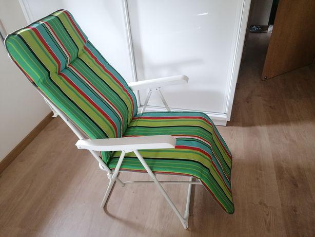 Cadeira espreguiçadeira