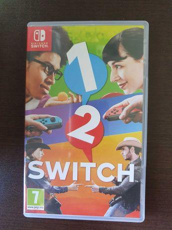Nintendo Switch - 1-2 Switch