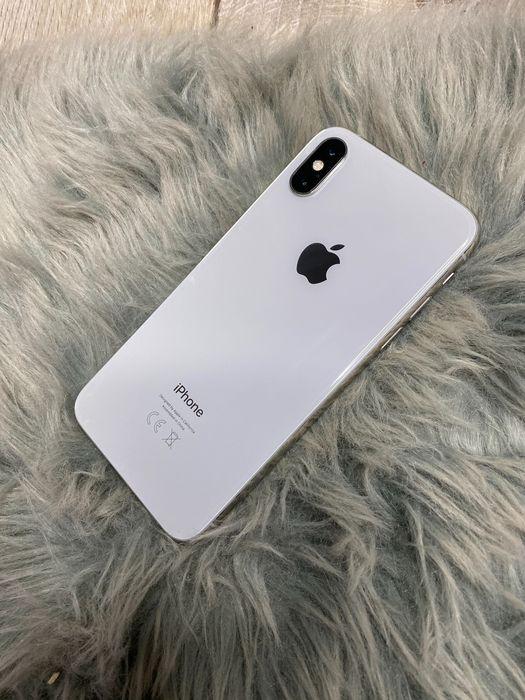 iPhone XS 64GB Silver Warszawa - image 1