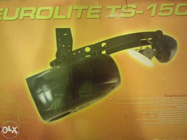 Eurolite TS-150 DMX skaner światło sceniczne TS150 dyskotekowe