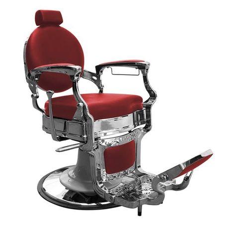 Cadeiras de Barbeiro Estilo Clássico NOVAS| Portes Grátis