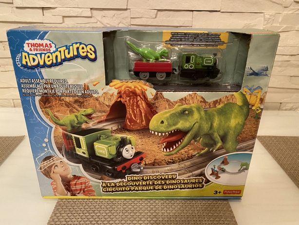 Tomek i przyjaciele - Przygoda w Dino-Parku - stan idealny