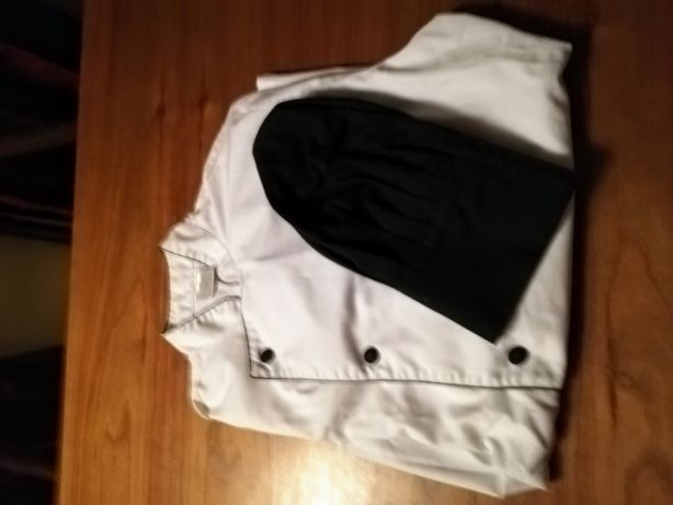Vestuário e calçado de cozinha