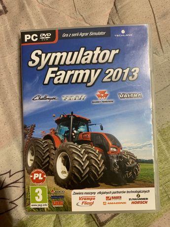 Gra symulator farmy 2013