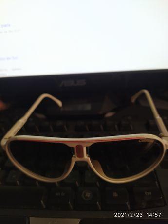 Óculos Sol Carrera Champion Brancos