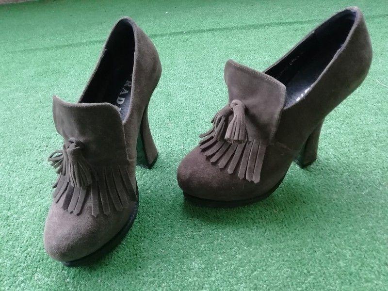 buty PRADA 38 Kłodzko - image 1