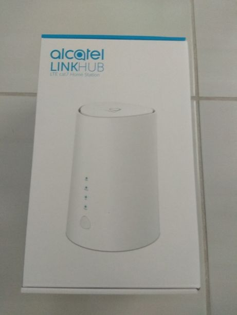 Router alcatel link hub 4 lte cat 7 - NOWY