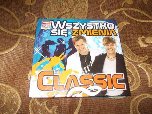 CD Classic - Wszystko się zmienia (2010)