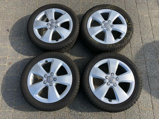 R17 5×112 Audi,Vw,Skoda ,205/50R17 Dunlop