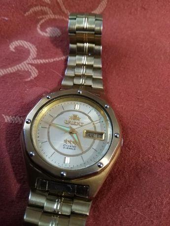 Часы Orient с автоподзаводом япония
