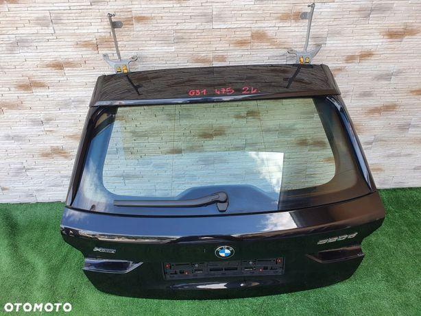 KLAPA TYŁ BMW 5 G31 KOLOR 475