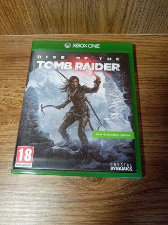 Ігра Rise of the Tomb Raider