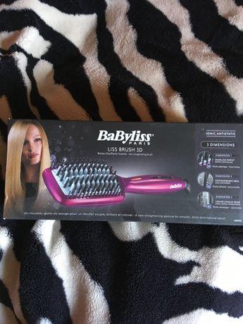 Szczotka prostująca włosy Babyliss nowa