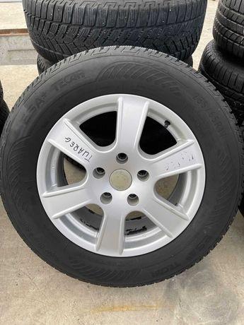 OPONY + FELGI VW TOUAREG rozm 235/65 R17 zimowe
