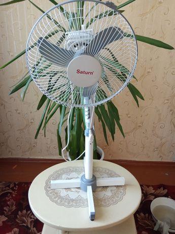 вентилятор напольный Сатурн