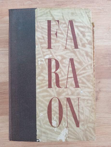 Faraon - Prus - książka ponad 50-letnia