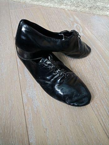 Танцевальные лаковые туфли, бальные танцы (Стандарт)