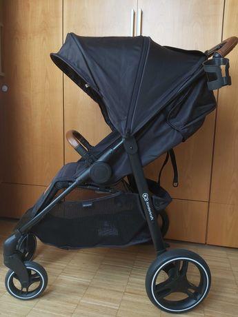 Wózek KinderKraft czarny