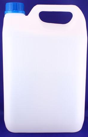 Kanister 5 L + nakrętka 8200 sztuk HDPE