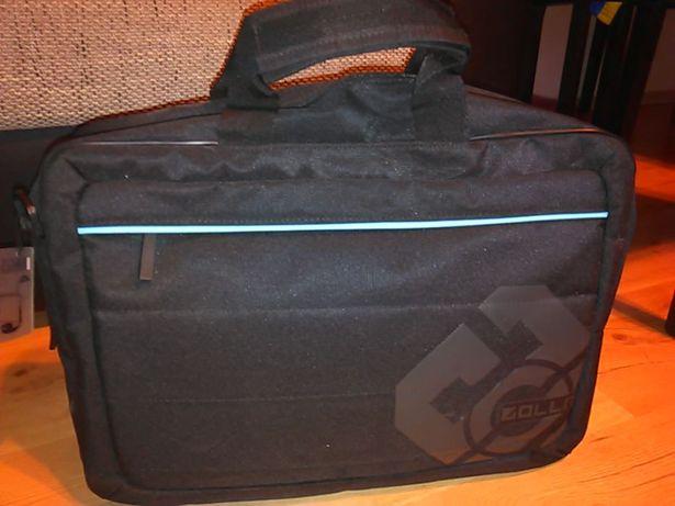 """Duża i pojemna torba na laptop Golla MOD 16"""" cali NOWA na ramię rękę"""