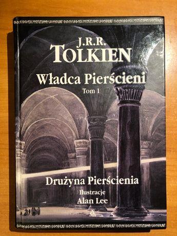 Tolkien – Władca Pierścieni 1 Drużyna Pierścienia