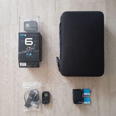 GoPro HERO 6 BLACK / Akcesoria Pilot Ładowarka