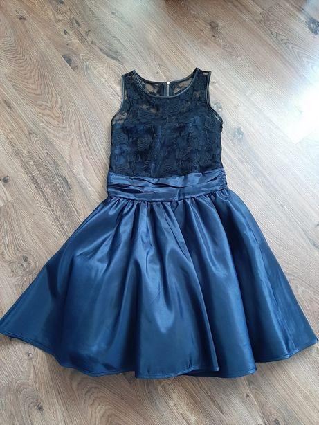 Sukienka koktailowa (studniówka , półmetek, andrzejki, sylwester)