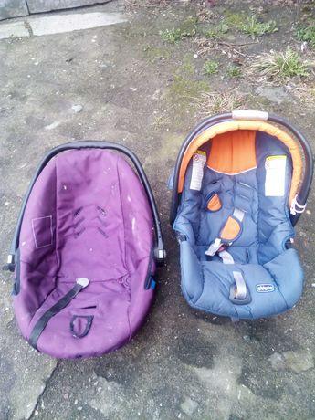 Foteliki samochodowe dla niemowląt i większych dzieci