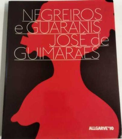 Negreiros e Guaranis - José de Guimarães