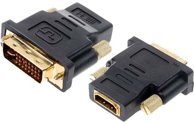 Adaptador DVI para HDMI +Portes GRÁTIS