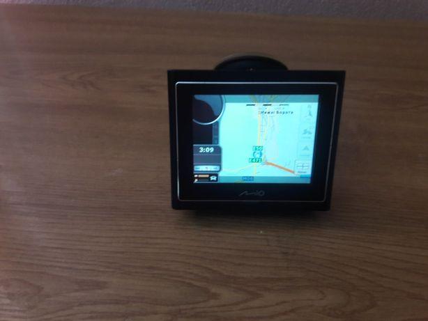 Gps навигатор Mitac Mio n177