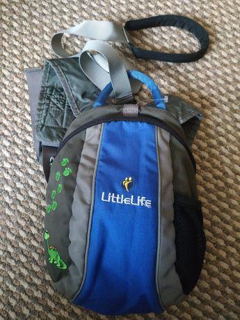 2 в 1 Рюкзак - вожжи/страховка для ребенка, начинающего ходить
