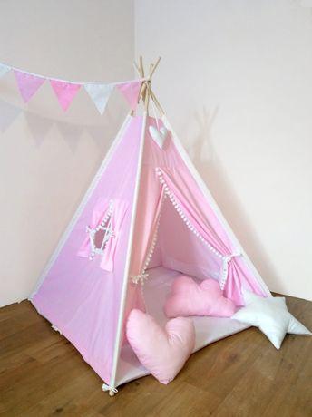 Namiot Tipi dla dzieci.