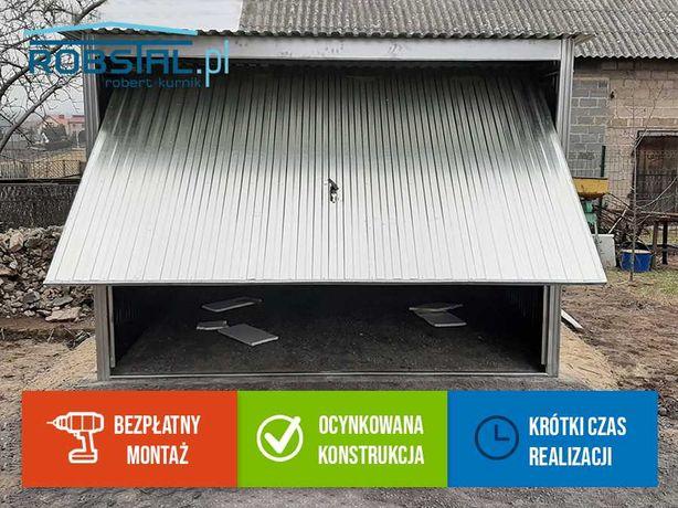 Garaż 3x5 Promocja Jesienna-Konstrukcja Ocynk!