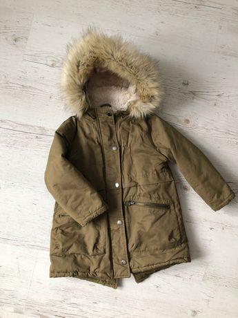 Куртка парка Zara 6 лет