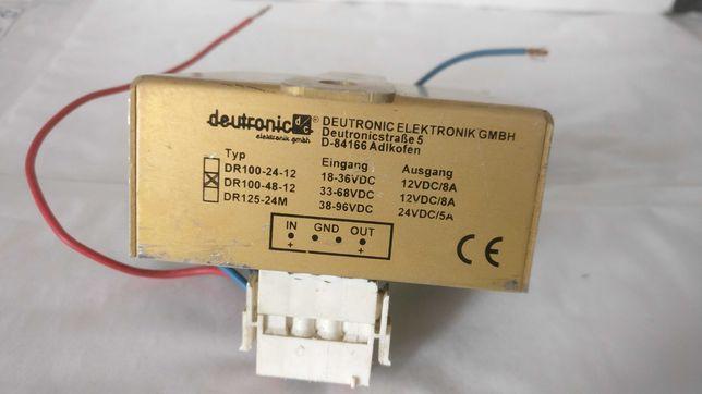 Deutronic dr100-48-12 DC/DC преобразователь