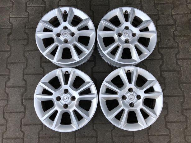 Opel 16 Oryginalne 4x100 Komplet