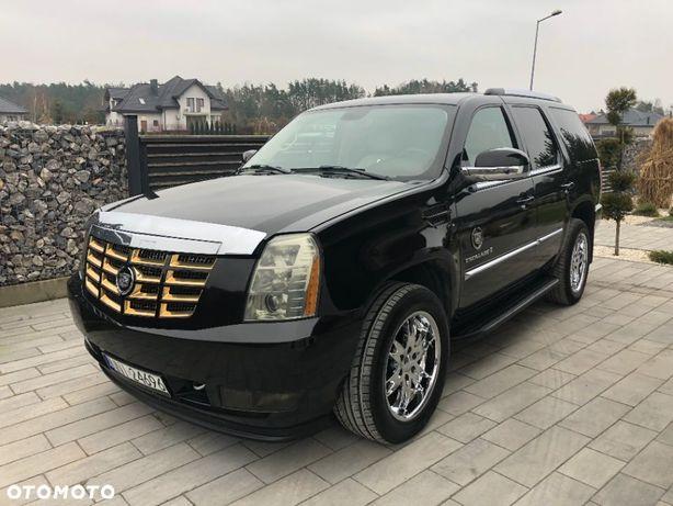 Cadillac Escalade Salon Polska! Atrakcyjna cena! Niesamowite auto! 6.2 409km!OKAZJA