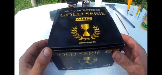 Фидерная катушка HOLDORADO  GOLD SERIE 6000