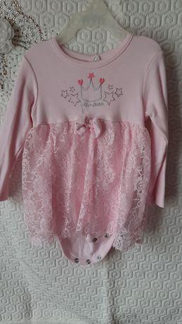 Плаття  бодік для дівчинки