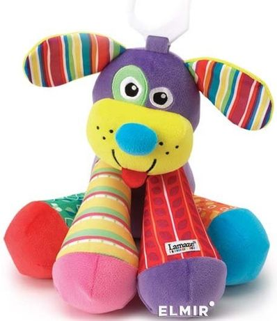 Мягкая игрушка - подвеска на коляску Lamaze