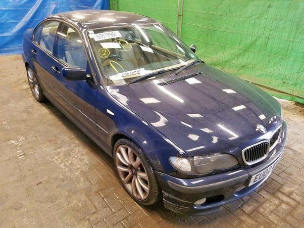 BMW e46 ORIENTBLAU Maska Zderzak Blotniki Klapa Sedan/Kombi OKAZJA!!!