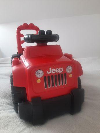 Jeździć pchacz Jeep Megabloks