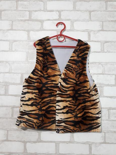 тигр, желетка тигра