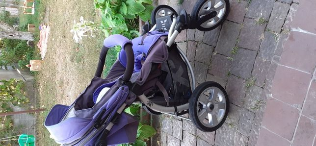 Детская коляска 2 в 1 X-Move