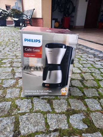 Ekspres przelewowy philips cafe gaia