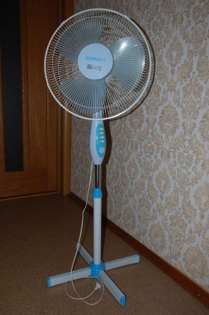 Напольный вентилятор Scarlett SC-1175