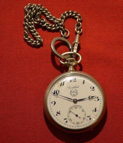 Zegarek Kieszonkowy Cortebert 532 Antimagnetic 15