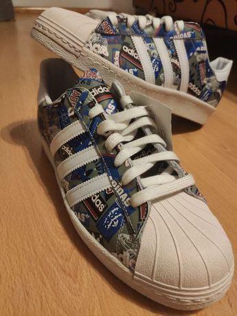 Sneakersy ADIDAS Superstar 80's Pioneers Nigo